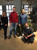 The Socialbakers Berlin team