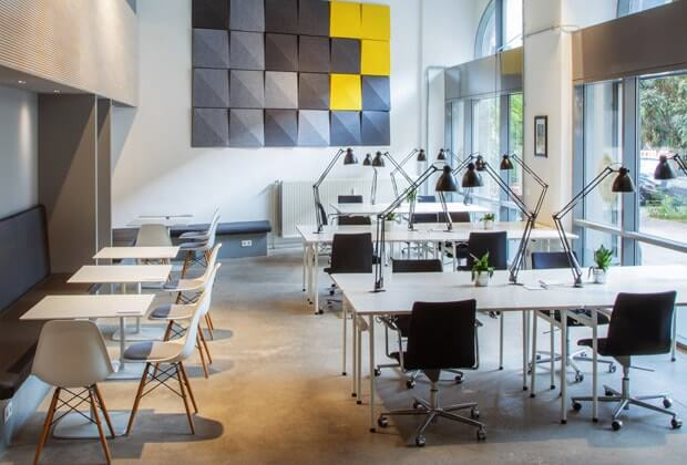 Coworking Und Bürogemeinschaft In Berlin Office Club